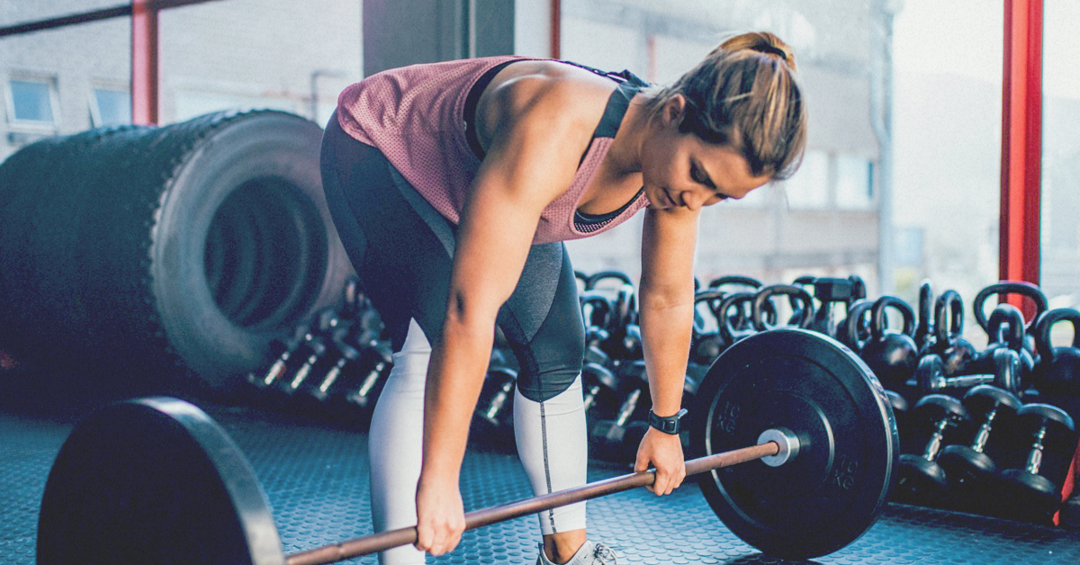 Common Mistakes in Weight Training